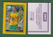 Norwich City Adam Drury 288